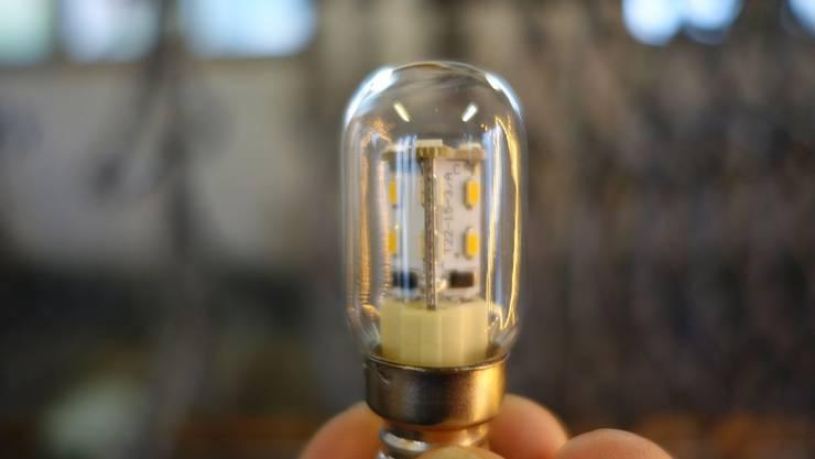Mit LED-Leuchten versuchten ein Mann ans grosse Geld zu kommen (Symbolbild).