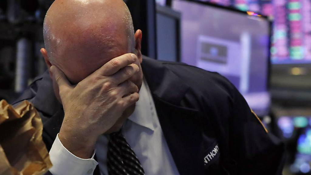 Schweizer Börse rutscht deutlich ab