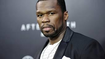"Rapper Curtis ""50 Cent"" Jackson ist unschuldig (Archiv)"