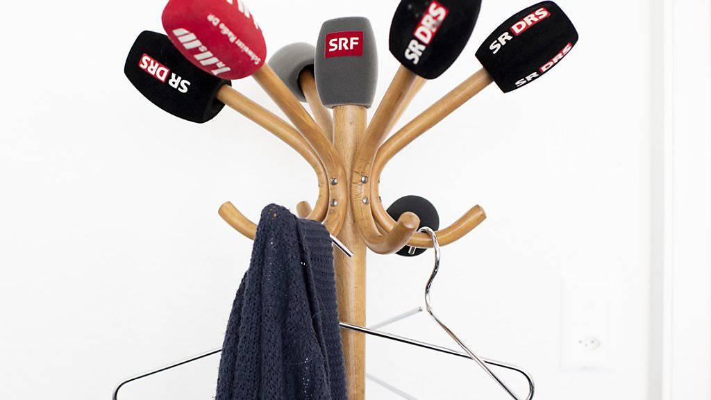 Die SRG verlegt die Informationsabteilung des Radios von Bern nach Zürich.