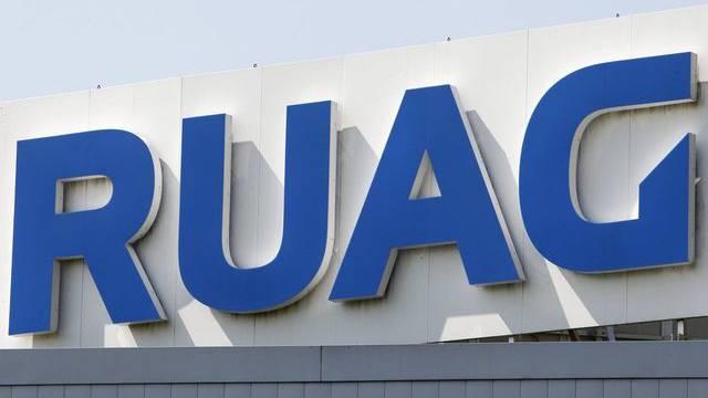 Die Ruag verzeichnet eine Gewinneinbusse in der ersten Jahreshälfte.