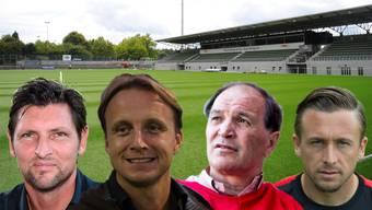 Sorge um den FC Baden