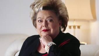 In Brissago, der Heimat von Nella Martinetti, wurde die Schlagersängerin verabschiedet