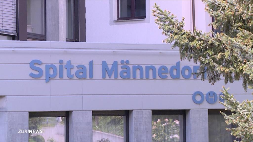Spital Männedorf und Unispital Zürich wollen näher zusammenarbeiten