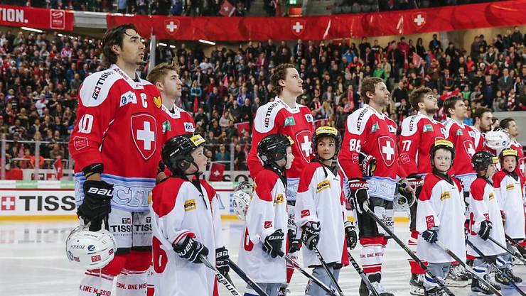 Die Fans der Schweizer Nationalmannschaft dürfen auf ein Spektakel an der WM in Moskau hoffen.