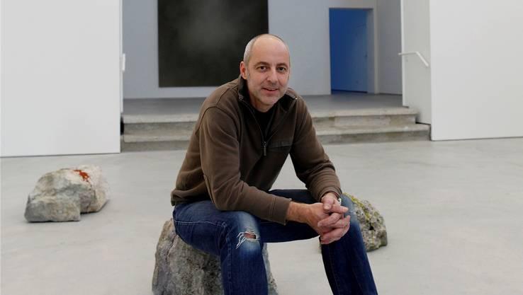 Reto Emch, künstlerischer Leiter der Triennale 2018