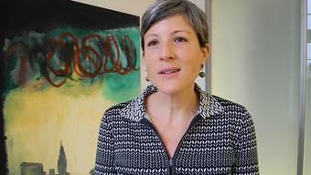 Sandra Kohler spricht über ihr schlechtes Ergebnis im zweiten Wahlgang der Stadtammann-Wahlen in Baden und ihre künftige neue Rolle im Stadtrat.