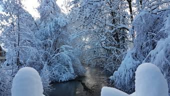 Der schöne Schnee wird wohl bald verschwunden sein. (Symbolbild)