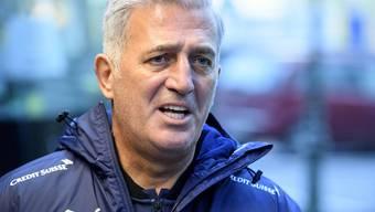 Der Schweizer Nationaltrainer Vladimir Petkovic hätte statt gegen Belgien lieber gegen eine schwächeren Gegner getestet