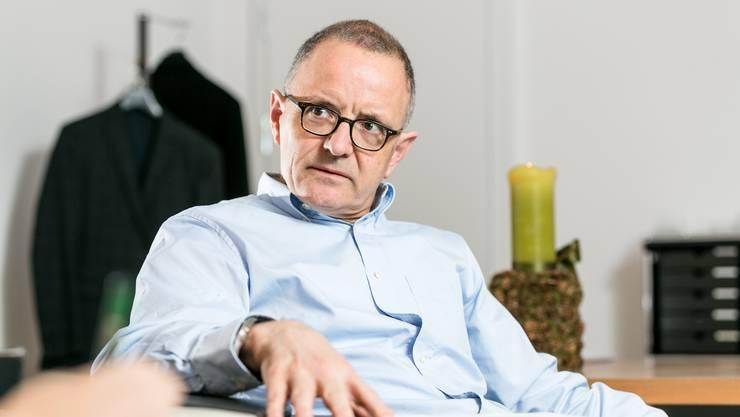 Hanspeter Hilfiker gab auf die Schuldenbremse-Anfrage der FDP eine nüchterne, formelle Antwort.