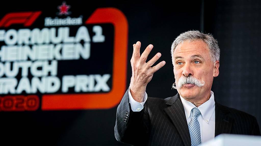 Intensivierter Kampf gegen Rassismus in der Formel 1