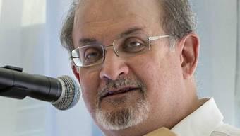 Salman Rushdie diesen Sommer in Leukerbad (Archiv)
