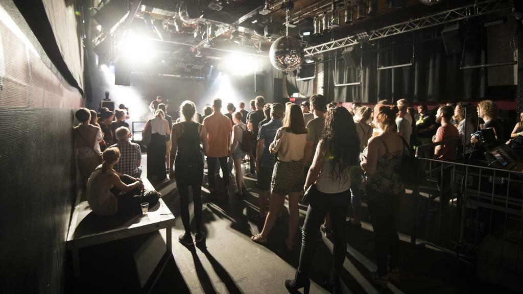 QR-Code für jeden Gast: Neue Massnahmen in St.Galler Clubs