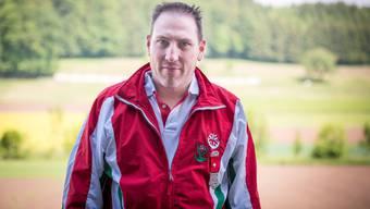 Der Biezwiler Bruno Ryser der Schützengesellschaft Oberramsern holte als einziger 72 Punkte auf die Distanz 300 Meter.