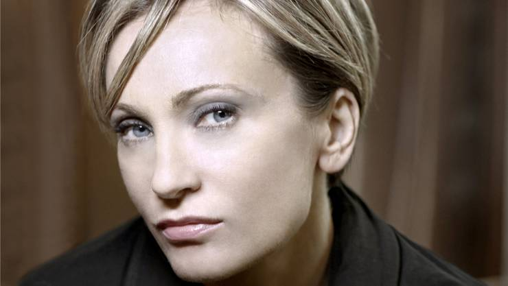Patricia Kaas, 46-jähriger französischer Superstar