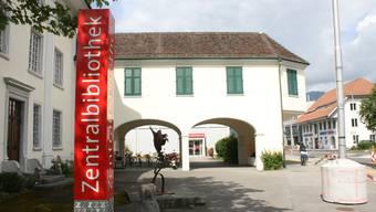 Auch die Zentralbibliothek Solothurn bekommt Beiträge von den umliegenden Gemeinden.