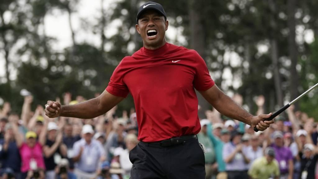 Tiger Woods, der Publikumsmagnet