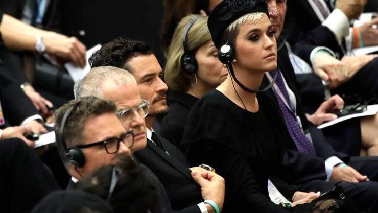 """Sie sagen """"Ja"""": Katy Perry und Orlando Bloom werden heiraten. (Archivbild)"""