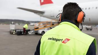 Das Unternehmen Swissport bietet Dienstleistungen für Flughäfen und Fluggesellschaften in der ganzen Welt.