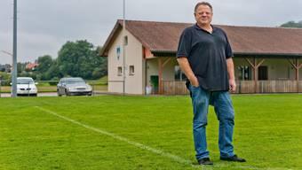 Beat Dünki ist beim FC Othmarsingen Trainer und Präsident zugleich – und reitet derzeit auf einer Erfolgswelle.