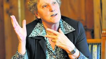 Johanna Bartholdi spricht über ihre ersten Erfahrungen als Egerkinger Gemeindepräsidentin.
