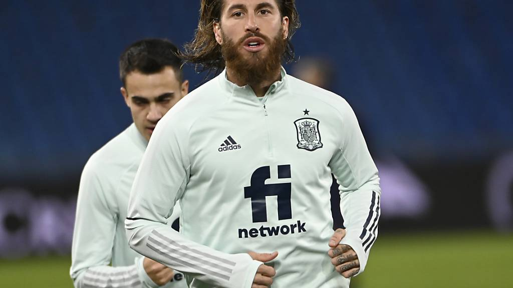 Real Madrid vorerst ohne Sergios Ramos