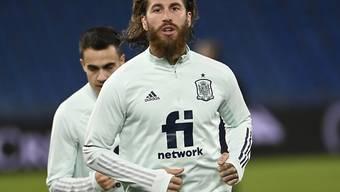 Sergio Ramos muss rund zehn Tage pausieren