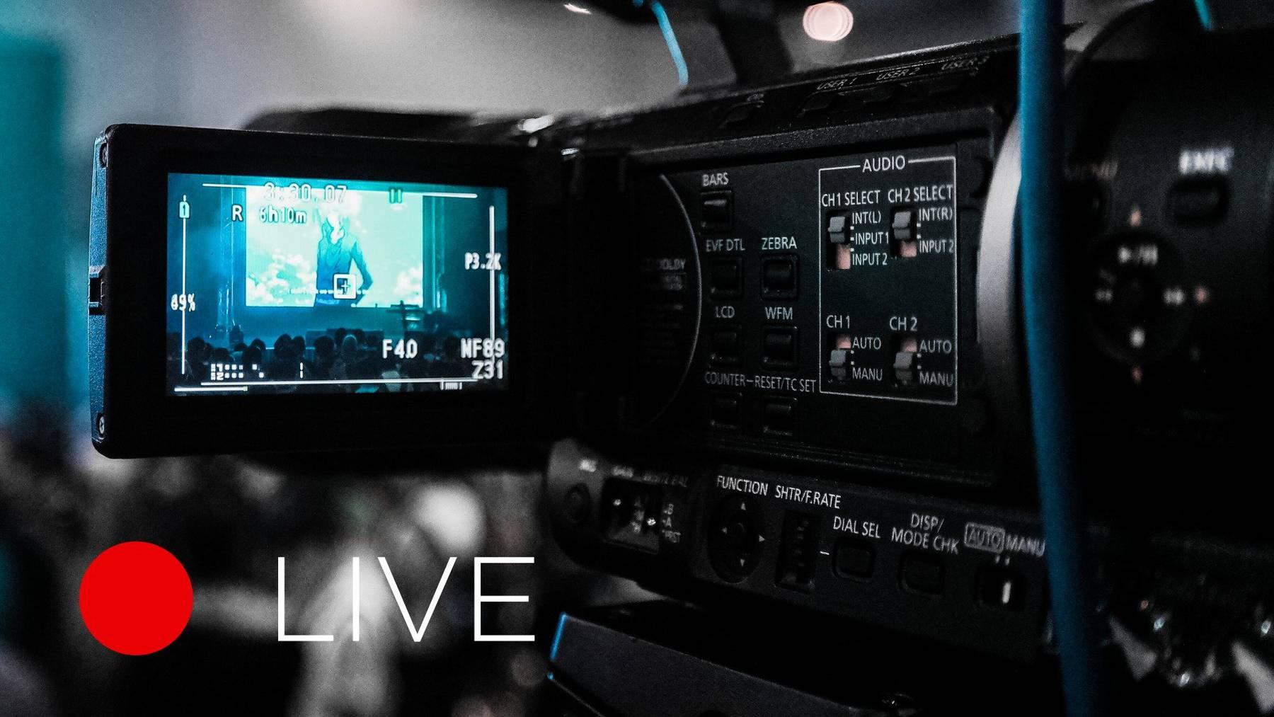 Spezial Live Stream
