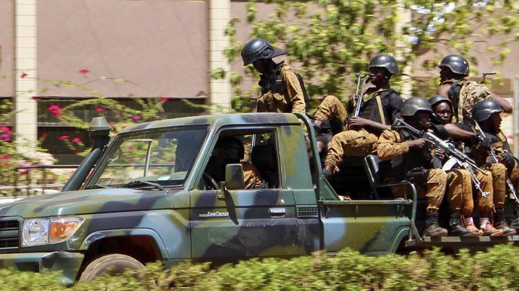 Angriff auf französische Botschaft in Burkina Faso