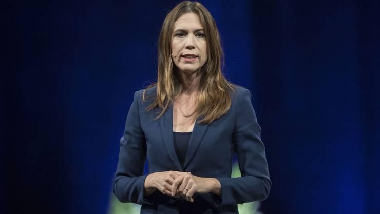 Susanne Wille hat sich in den letzten Jahren vor allem als Politjournalistin einen Namen gemacht. Nun betritt sie Neuland.
