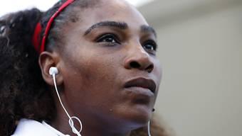 Serena Williams muss für das nächste grosse WTA-Turnier passen