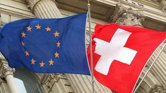 Das Verhältnis Schweiz und Europa dürfte in jedem Fall künftig auf die Probe gestellt werden. (Archiv)