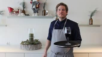 Stephan Pletschacher (35) ist seit Februar 2017 Chefkoch.