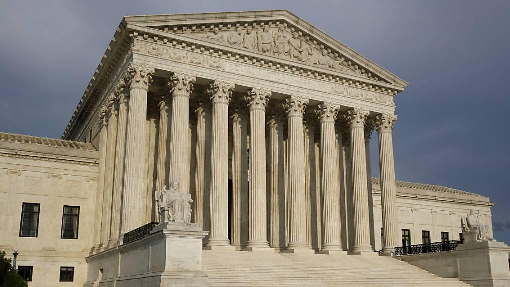 ARCHIV - Der Oberste Gerichtshof der USA hat die Klage des Bundesstaates Texas gegen den Ausgang der Präsidentschaftswahl abgewiesen. Foto: Patrick Semansky/AP/dpa