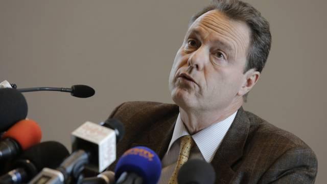 Laut Maillaud hatte Verdächtiger nichts mit Morden zu tun (Archiv)