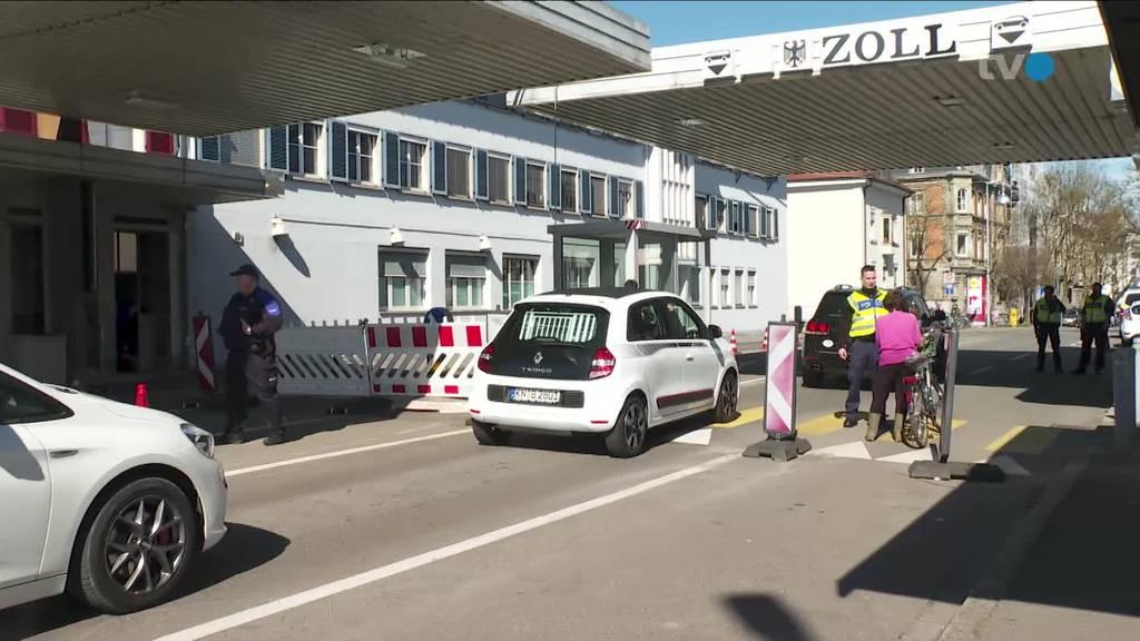 So reagieren die Thurgauer auf die Grenzschliessung