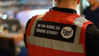 In Solothurn zirkulieren Patrouillen der Firma Pantex AG durch die Altstadt
