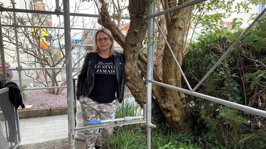 Isabel Amstad aus Kriens