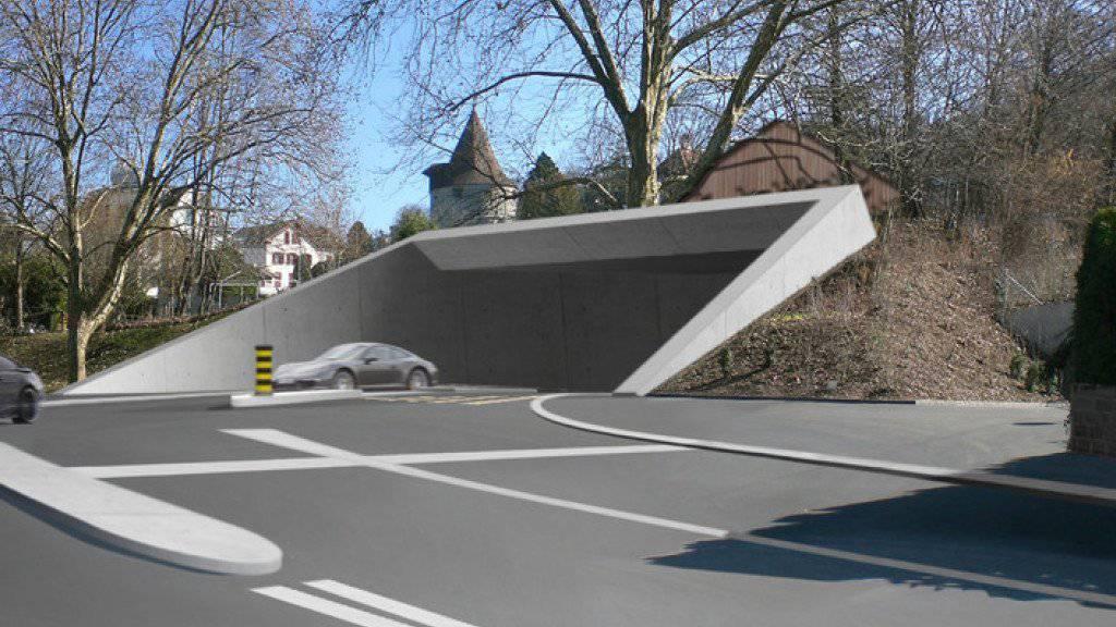 Für die Mehrheit der Nein-Stimmenden im Kanton Zug waren die hohen Kosten ausschlaggebend für die Ablehnung des Stadttunnels.