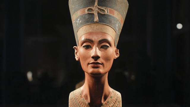 Die Büste von Nofretete soll nach Ägypten zurück (Archiv)