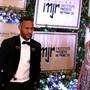 Neymar war in Begleitung seiner Freundin Bruna Marquezine bei der Charity-Veranstaltung in São Paulo