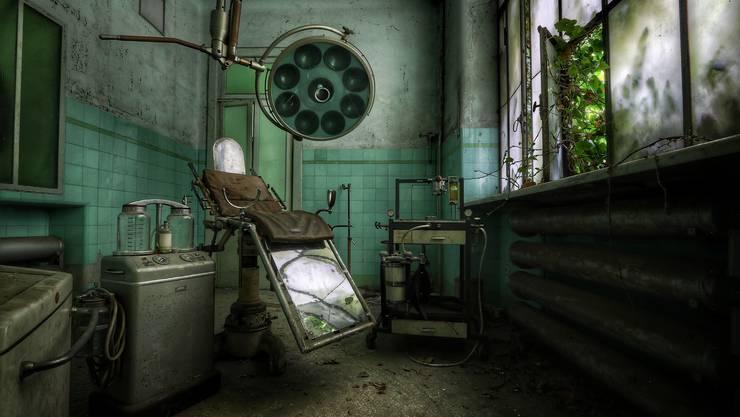 Eine psychiatrische Institution in Norditalien - Ein Lost Place.