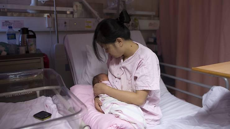 Muttermilch unmittelbar nach der Geburt gilt als erste Impfung für das Baby. (Symbolbild)