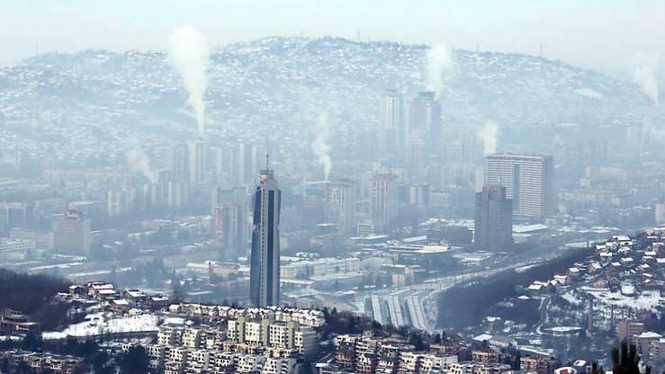 Luftverschmutzung ist grösste Bedrohung für die Gesundheit