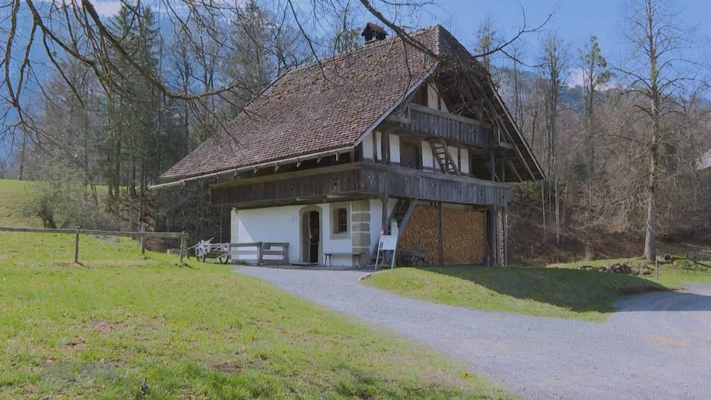 Aus dem Winterschlaf erwacht: Freilichtmuseum Ballenberg startet in neue Saison
