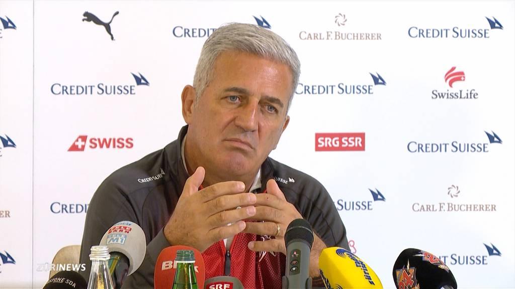 Petkovic äussert sich über Shaqiri und Lichtsteiner