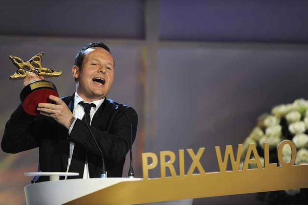 Claudio Zuccolini gewinnt den Prix Walo Kabaret