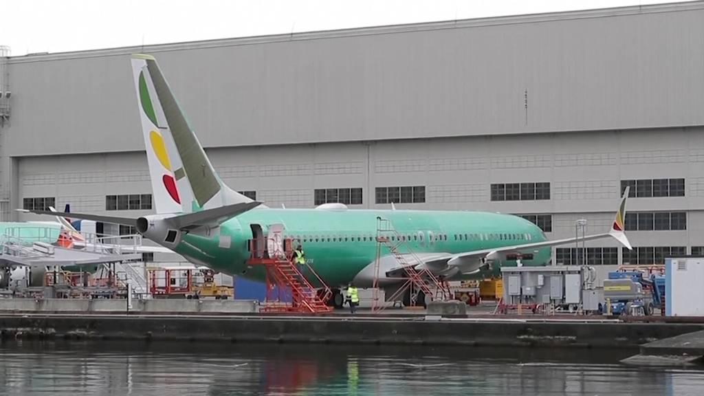 Boeing entlässt fast 6'800 Mitarbeiter