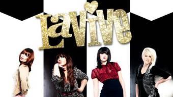 LaVive ist die neue Popstarsband