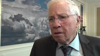 Blocher im Interview zum Verkauf der Basler Zeitung an Tamedia